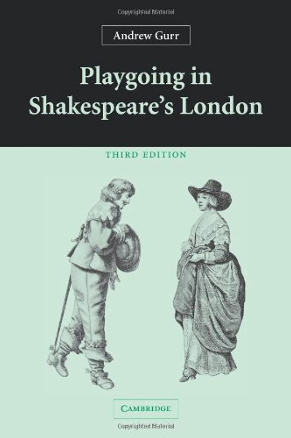 樫の木マーカーアジア人Playgoing in Shakespeare's London