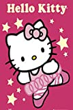 Hello Kitty: Composition Notebook: Hello Kitty Journal Paper 6 x 9 Inches 120 Pages Lined Themed whit beautiful design
