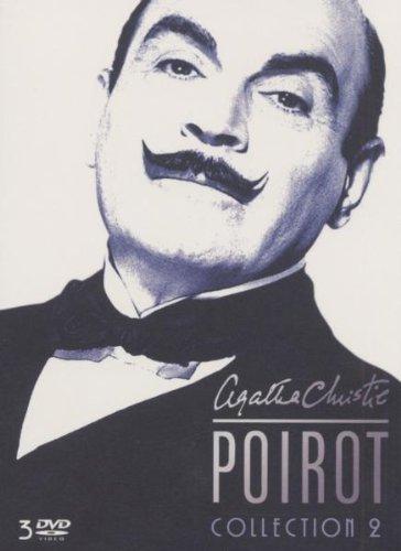 Agatha Christie - Poirot Collection 02 [3 DVDs]