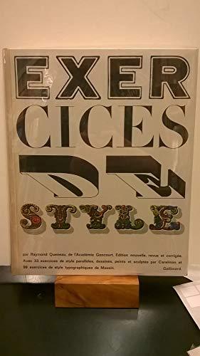 EXERCICES DE STYLE (SOLEIL)