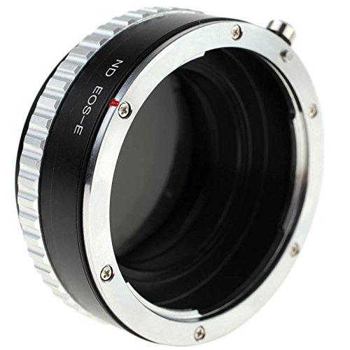 Quenox Objektivadapter (Adapter mit vario-densidad Filter Objektiv für Canon EOS EF EF-S Objektiv für Sony E-Mount Kamera–z.B. A6300Für Sony Alpha A6000A5100A5000NEX-5N NEX-A7(II) II A7R A7S (II) (II), etc..