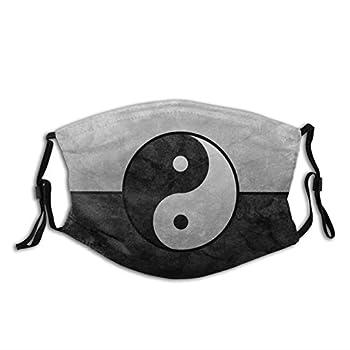 yin yang mask
