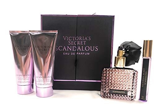 Victoria's Secret Scandalous Eau de Parfum 4 Piece Set