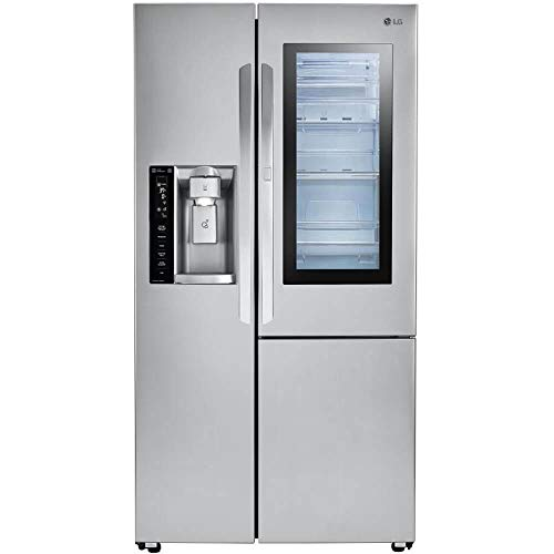 LG LSXS26396S 26 Cu.Ft. Stainless Side-by-Side Smart Refrigerator