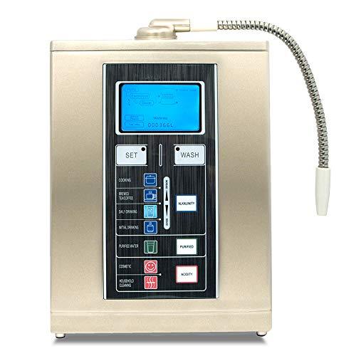 Aqua Ionizer Deluxe 7.5 Alkaline Water Ionizer