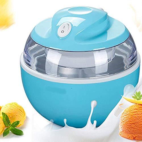 Électrodomestiques sorbetière, 600ml automatique crème glacée machine facile à nettoyer rapide amovible Agitation feuille for Yaourt Fruit Gelato ggsm