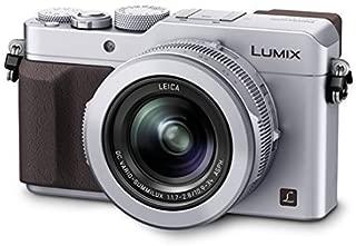Panasonic DMC-LX100 (Silver) (International Model)