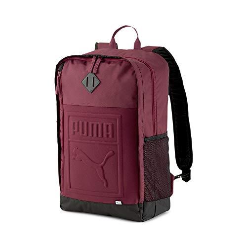 PUMA Square Backpack Burgundy OSFA