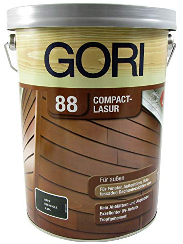 Gori 88 Compact Holz Lasur Eiche hell 7801, 5,00 Liter