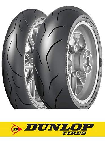 Dunlop 635224 - Pneumatico per tutte le stagioni 190/55/R17 75W - E/C/73dB