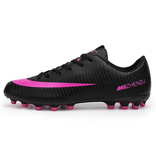 YXCM Botas De Fútbol Hombres Zapatos De Fútbol Profesionales Al Aire Libre...