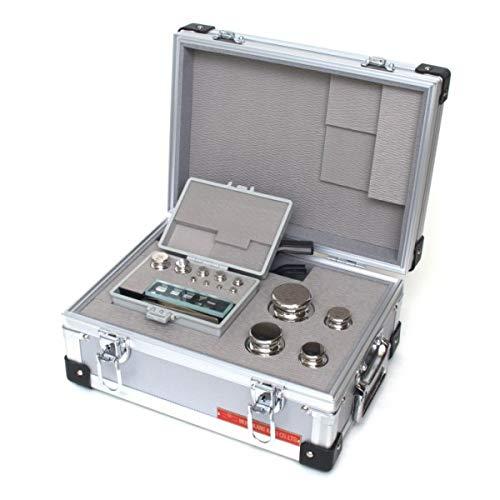村上衡器 OIML型標準分銅セット F2級 計60kg (20kg〜1mg)