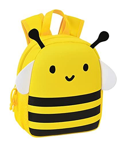 Safta Mochila Neopreno Bee, 200x90x250 mm