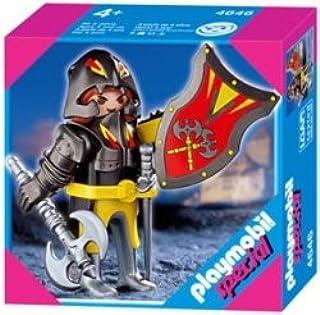 PLAYMOBIL 4646 Especial Caballero con Hacha Doble: Amazon.es: Juguetes y juegos