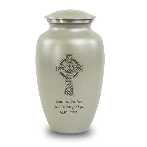 Oneworld Celtic Cross Cremation Urn