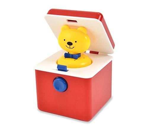 Galt Toys Springteufelchen-Teddy