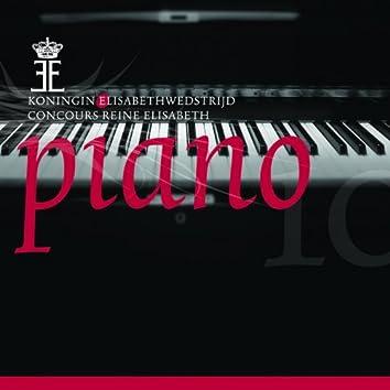 Queen Elisabeth Competition: Piano 2010