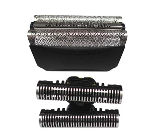 Ultra-sharp 51B Foil & Cutter for Braun 8000 Series 360 Complete Activator ContourPro 5643 5645 8970 8975 8985 8987