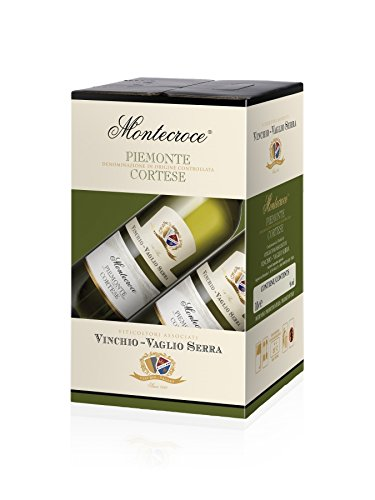 Bag in Box Vinchio Vaglio Serra Montecroce Piemonte Cortese da 10 lt.