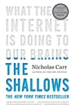 Image of The Shallows: What the Internet Is Doing to Our Brains