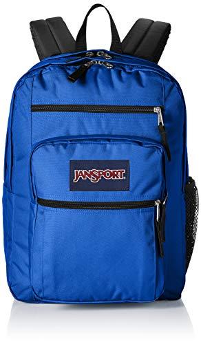 JanSport Big Student Backpack - Regal Blue - Oversized,One Size