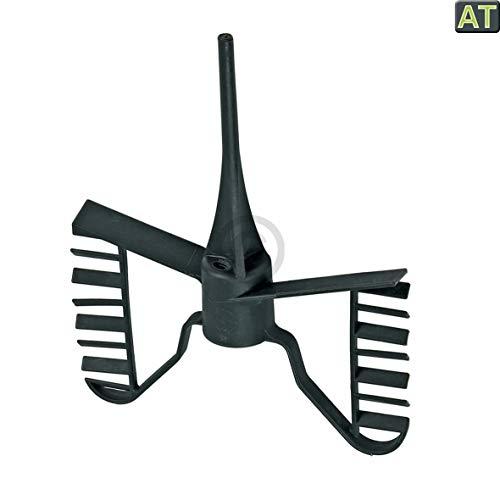 Europart 10027083 Quirl Rühraufsatz Mitnehmer Rührer Schmetterling für TM 21 Thermomix® Küchenmaschine wie Vorwerk