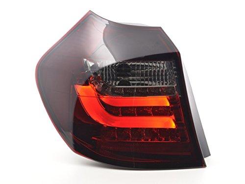 Led Taillights BMW 1er E87/E81 3/5-Dr. Yr. 07-11 red/black