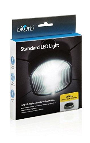 Preisvergleich Produktbild OASE biOrb CLASSIC 15 LED Zubehör - Aquarium-Deko als LED-Beleuchtung,  hochwertiges Zubehör fürs Aquarium-Becken,  mit einfachem Schalter