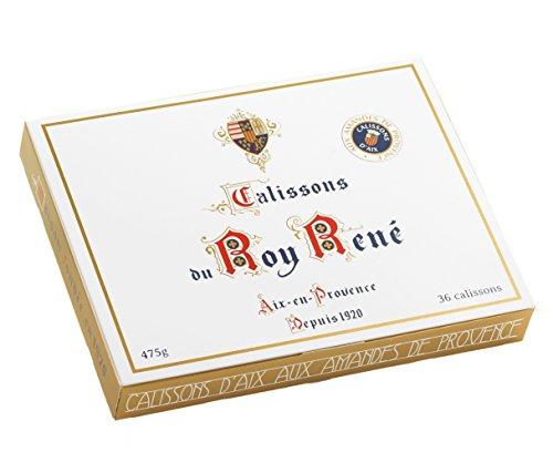 Calisson Aix en Provence - Rechteck Box 475G - 36 calissons