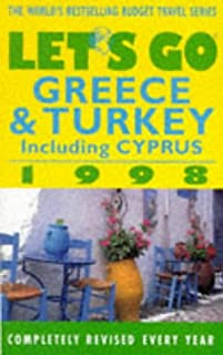 Let's Go 1998: Greece and Turkey: The Budget Guides (Let's Go)