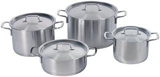 Fissler Gourmet Regio–Batería de ollas, 4Piezas.