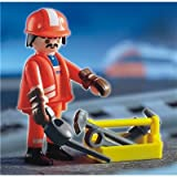 PLAYMOBIL® 4640 - Special Bahnarbeiter