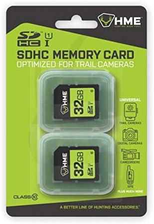 HME 32Gb Sd Card 2-Pack