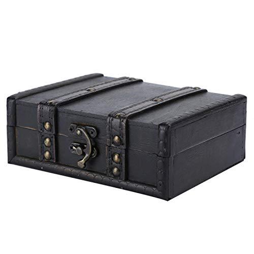 Organizador de la caja de almacenamiento de la joyería del tenedor de exhibición de los pendientes del anillo con la(6273-01-do old gray)