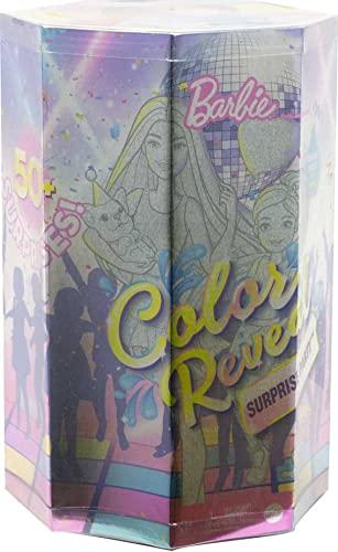 Barbie Color Reveal Surprise Party Set with 50+ Surprises: 1...