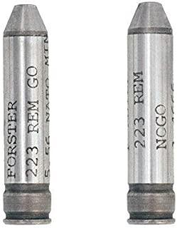 223 Remington Headspace Gauge Set GO and NO-GO
