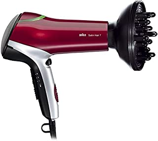 Braun HD770 Hair Dryer - 220v