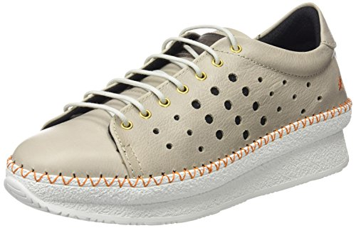 Art PEDRERA, Zapatillas para Mujer, Gris (Fog), 39 EU