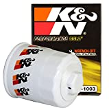 K&N Premium Oil Filter: Designed to Protect your Engine: Fits Select...