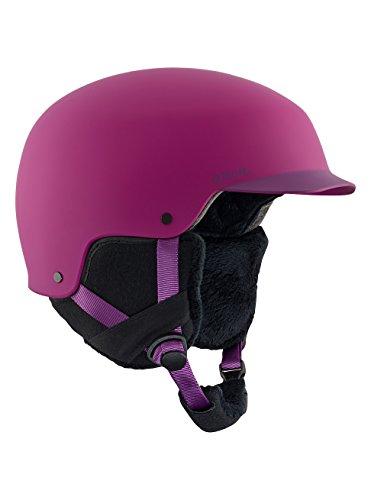 Anon Damen AERA Snowboardhelm, Purple, XS