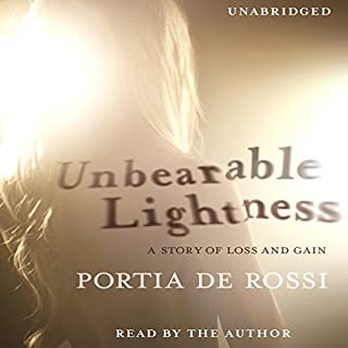 Unbearable Lightness audiobook cover art
