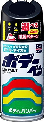 ソフト99 ボデーペン スズキ ZJ3 ブルーイッシュブラ...