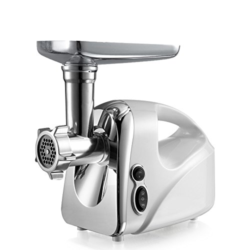 U-Drive Auto 1600W Stainless Steel Home Kitchen Electric Meat Grinder