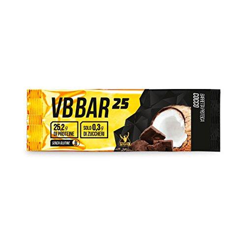 VB Bar 25 Protein Bar NET box 24x50g. gusto Cocco