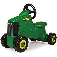 TOMY John Deere Sit-N-Scoot Tractor Toy