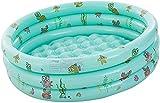 Piscinas WHLONG Inflable Patio Trasero Bola al Aire Libre para niños para niños y Adultos Jardín Familiar para Exteriores al Aire Libre (Color : Green)