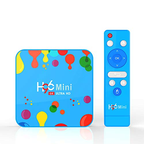 android tv h96 fabricante Shysky Tech