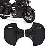 Motorcycle Engine Guard Cover Leg Warmer...
