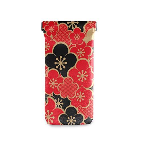 BIGJOKE Skura Cherry Blossom - Funda para gafas de sol, diseño de flores japonesas