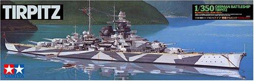 Tamiya German Battleship Tirpitz
